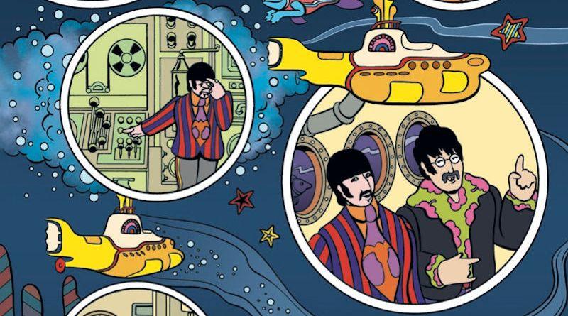 The Beatles - Yellow Submarine - SNIP
