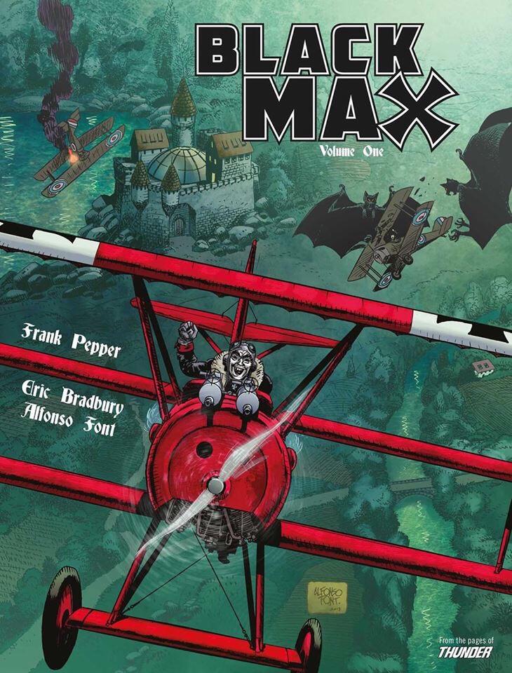 Black Max Volume 1