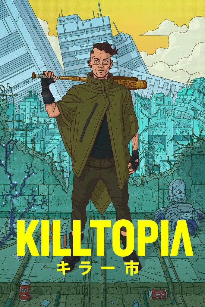 Killtopia #1 - Cover