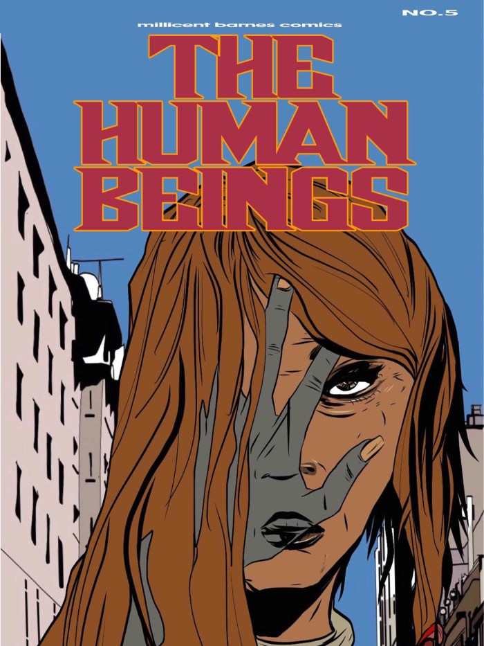 The Human Beings Issue 5 - Cover