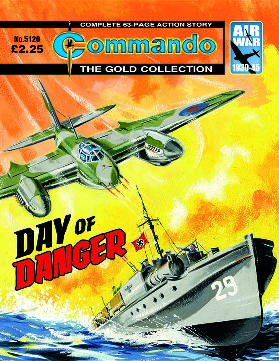 Commando 5120: Gold Collection - Day of Danger