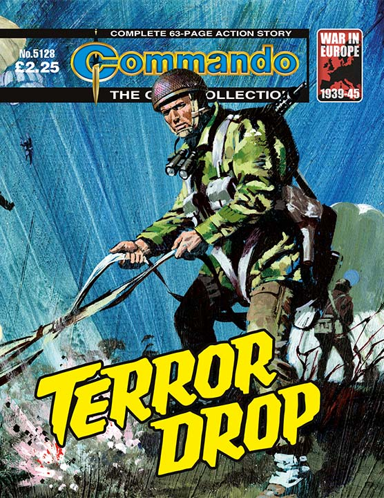 Commando 5128: Gold Collection- Terror Drop