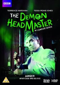 The Demon Headmaster DVD (2018)
