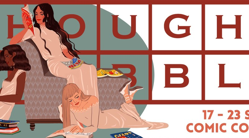 Thought Bubble 2018 Banner