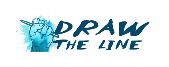 Draw the Line Logo