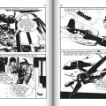 Commando 804 - Gas-Bag Gunmen. Art by Cam Kennedy