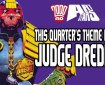 2000AD Art Stars Judge Dredd