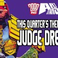 2000AD Art Stars Judge Dredd