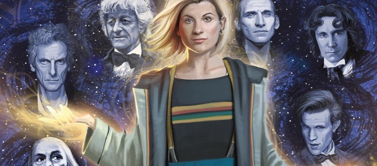 Doctor Who: The Thirteenth Doctor #0 – The Many Lives of Doctor Who Cover A by Claudia Ianniciello SNIP