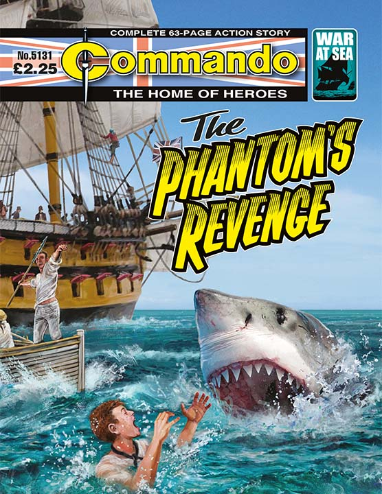Commando 5131: Home of Heroes - The Phantom's Revenge