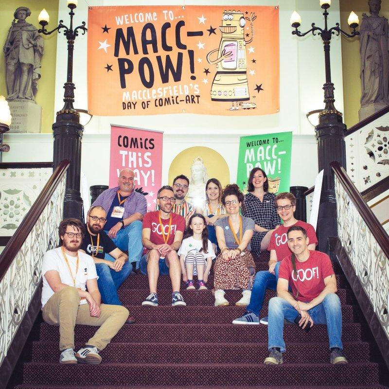 Macc-Pow 2018 - Photo: Richard Buck