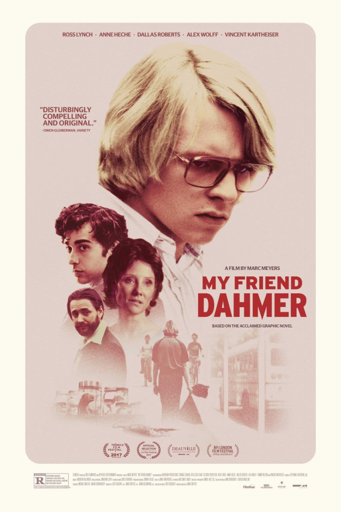 My Friend Dahmer - Poster