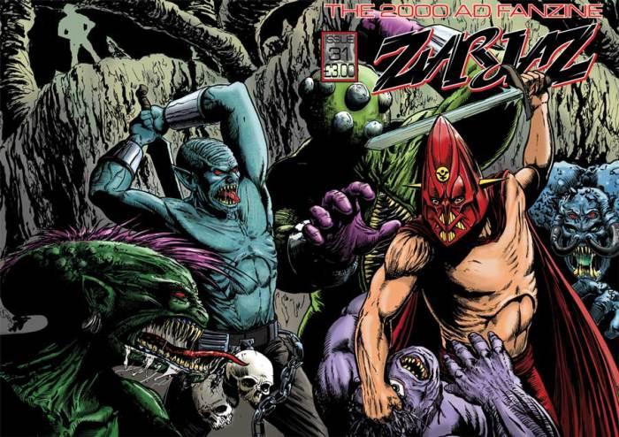 Zarjaz 31 - Cover