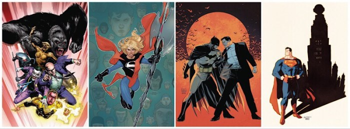 DC Comics On Sale August 2018 - Selection
