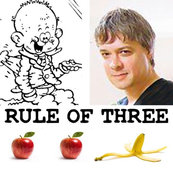 Rule of Three Podcast - Davey Jones
