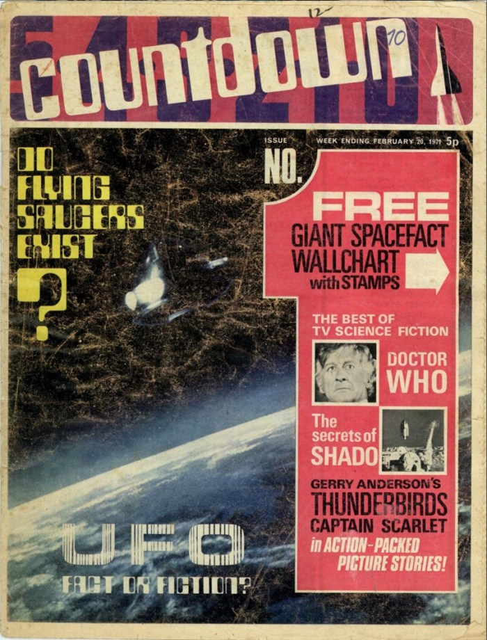 Countdown Issue One