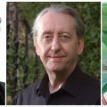 Royal Society of Literature fellows 2018 - Neil Gaiman, Bryan Talbot and Joff Winterheart