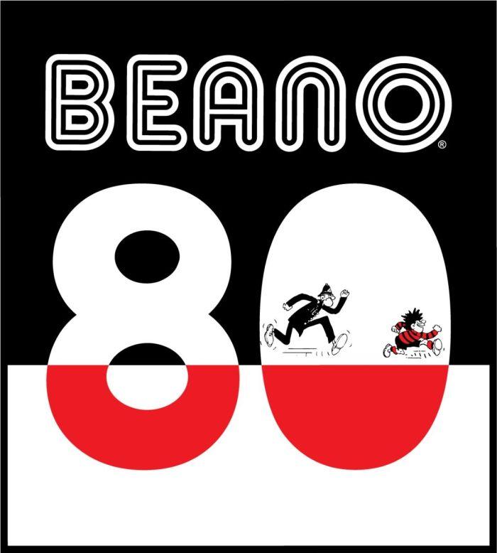 Beano at 80 - Logo