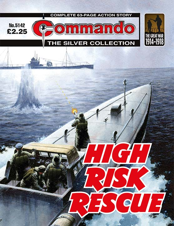 Commando 5142: Silver Collection: High Risk Rescue