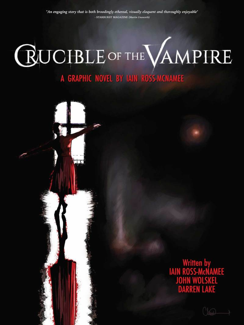 Crucible of the Vampire Cover