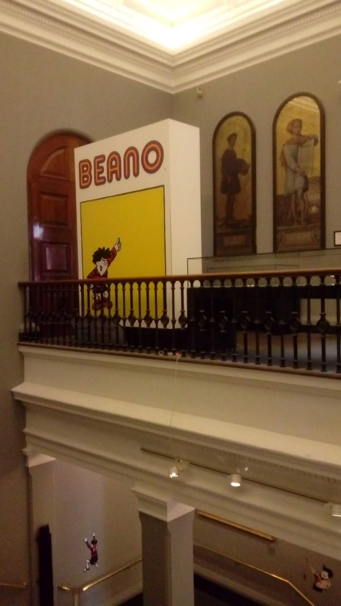 The Beano - A Manual for Mischief - Victoria and Albert Museum 2018