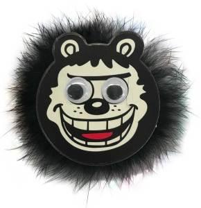 Facsimile Gnasher Badge (Beano)