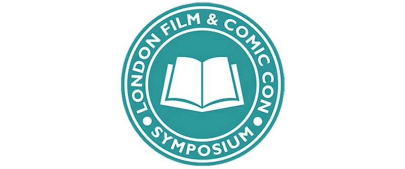 London Film and Comic Con Comics Symposium Logo