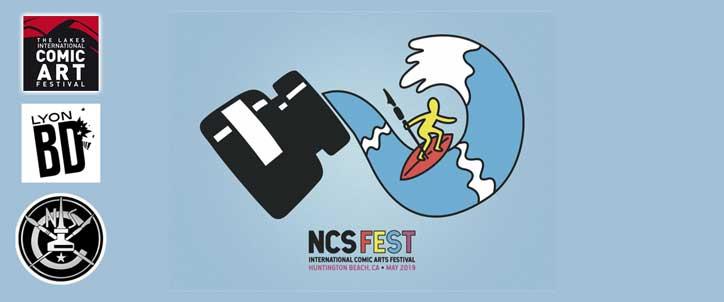 NCSFest 2019 Postcard