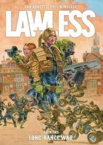 Lawless: Long Range War - Cover