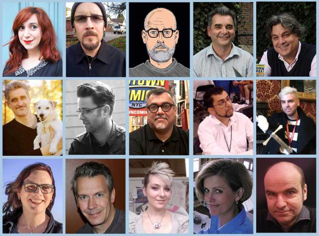 NCSFest 2019 - First Guests