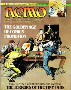 Nemo the classic comics library Magazine #20