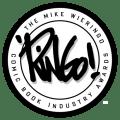 Mike Wieringo - Ringo Awards Logo
