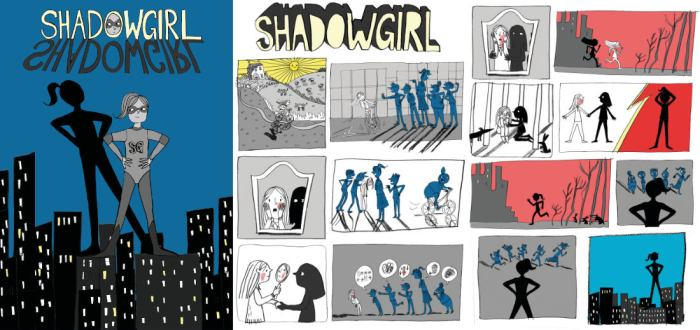 Shadow Girl - Montage