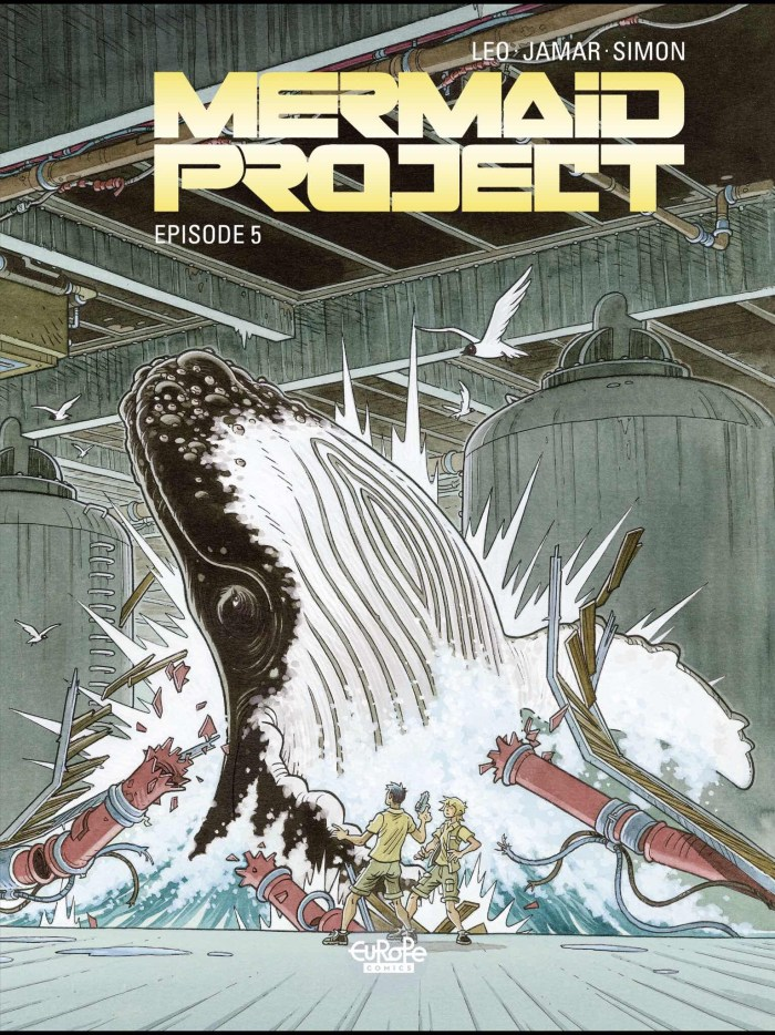 Mermaid Project Volume 5