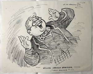 Billy Bunter by C.H. Chapman