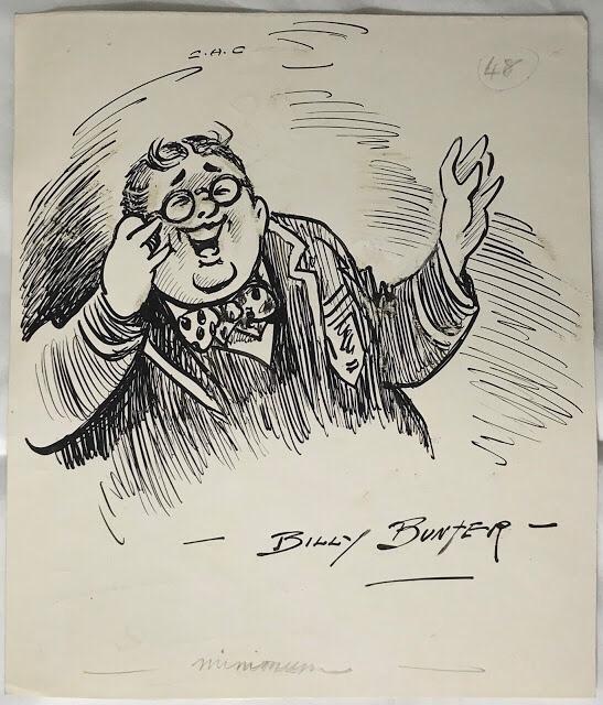 Billy Bunter by C.H. Chapman