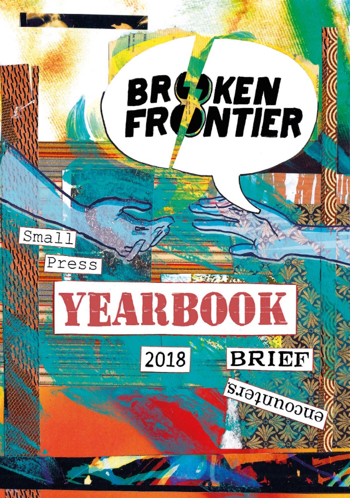 Broken Frontier Small Press Yearbook 2018