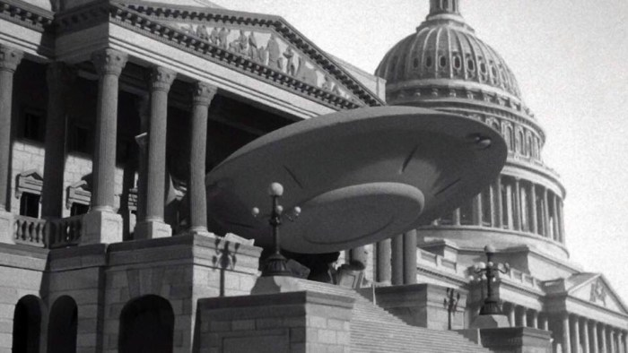 Earth vs. the Flying Saucers - Ray Harryhausen