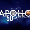 Apollo 50 - The Next Giant Leap. Image: NASA