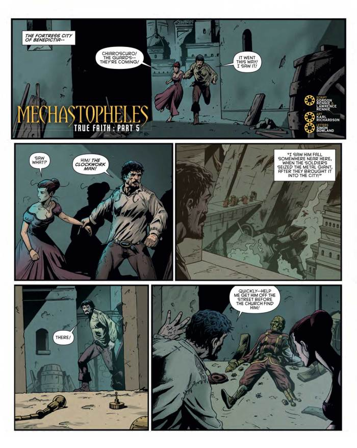2000AD 2096 - Mechastopheles » True Faith (Part 5)