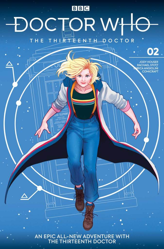 Doctor Who: The Thirteenth Doctor #2 Cover A