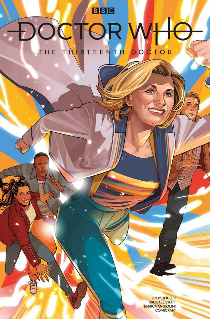 Doctor Who: The Thirteenth Doctor #2 Cover C