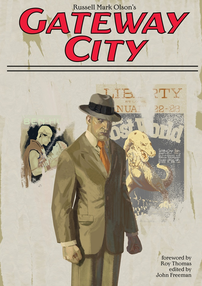 Gateway City - Collection Cover