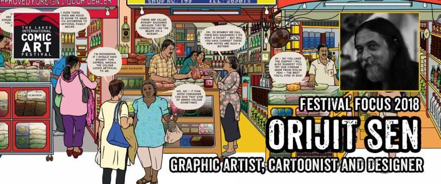 Lakes Festival Focus: Orijit Sen