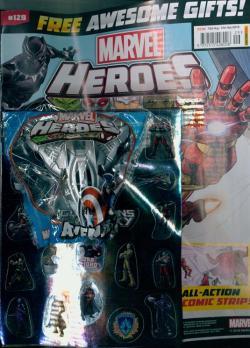 Marvel Heroes 129