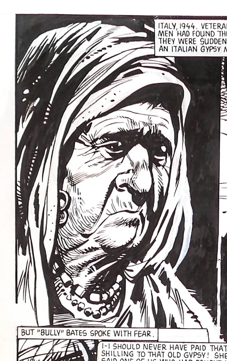 Mort Cinder by Héctor Oesterheld and Alberto Breccia