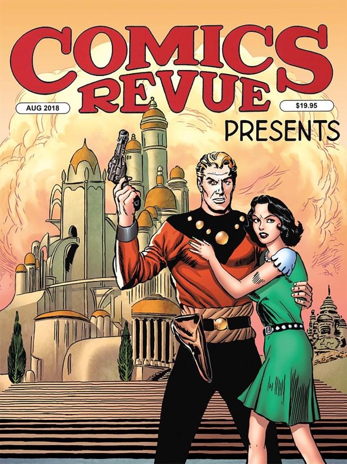 Comics Revue - August 2018