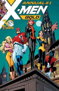 X-Men Gold Annueal #1