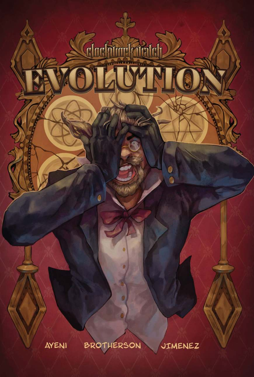 Clockwork Watch - Evolution - Cover