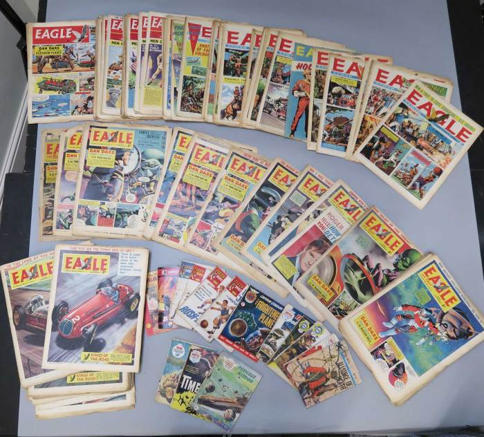 Eagle Comics - 1960s